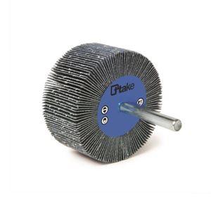 Immagine di Ruota lamellare in tela abrasiva allo zirconio AB2060